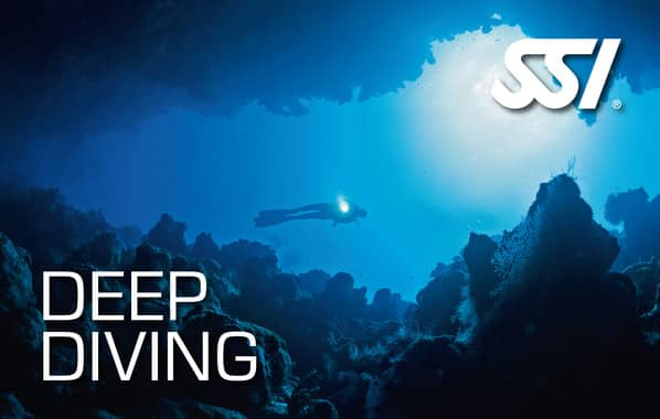 SSI Specialite Deep Diving