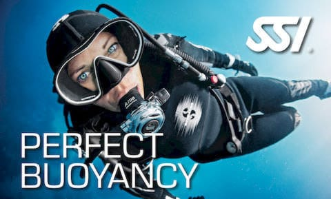 SSI Specialite perfect buoyancy