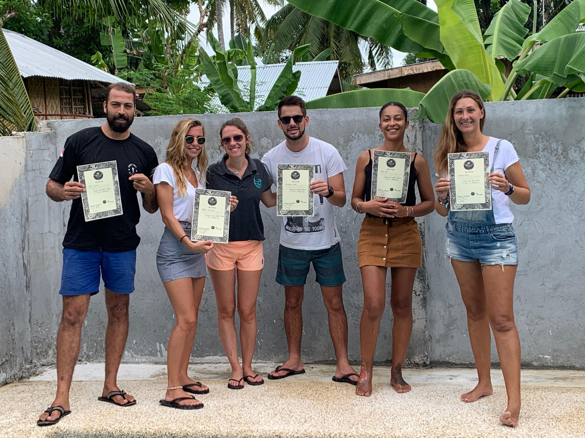 equipe french touch diving