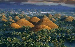 chocolatte hills