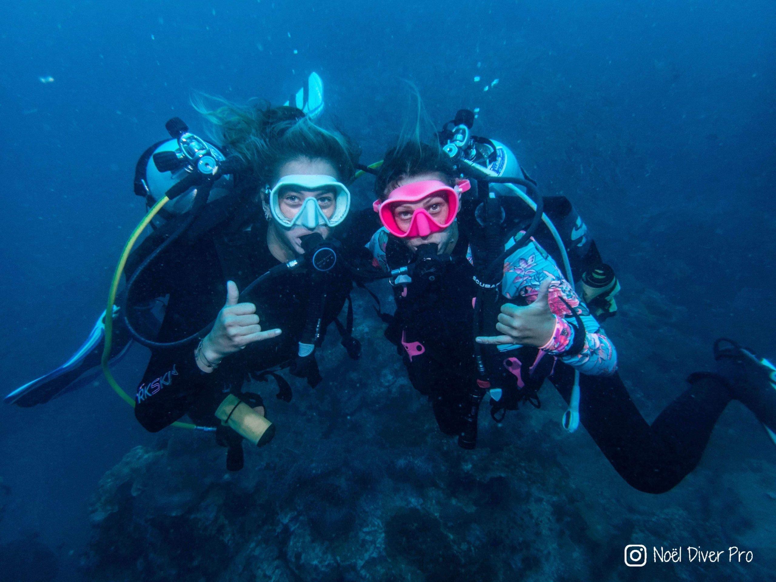 centre de plongée french touch diving